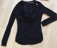 Khujo Long Sweater black