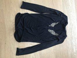 Blacky Dress Długa koszulka czarny