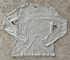 Pier one Manica lunga beige chiaro-grigio chiaro Tessuto misto