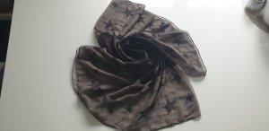 NoName Snood black-grey brown