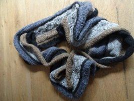 Comma Wollen sjaal veelkleurig