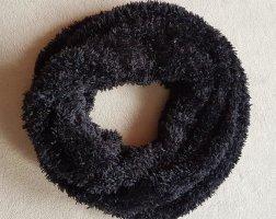 Loop, Schulterschal Schlauchschal Schal schwarz wie neu neuwertig!