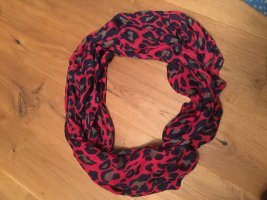 Tube Scarf pink-blue