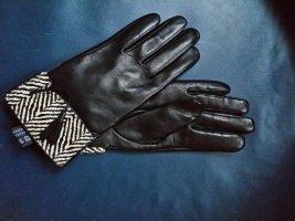 lothar weikert Leren handschoenen zwart Leer
