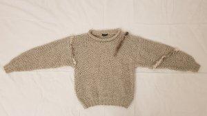 Louis London Maglione di lana multicolore