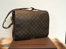 Louis Vuitton Abbesses Messenger Bag Monogram CA0044