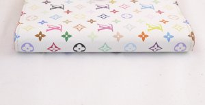 Louis Vuitton Writing Case multicolored leather