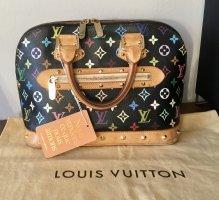 Louis Vuitton Alma multicolor Noir