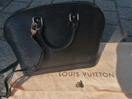 Louis Vuitton Alma PM Epi Leder schwarz