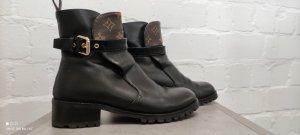 Louis Vuitton Ankle Boots Gr. 39