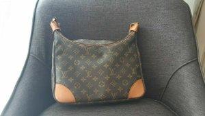 Louis Vuitton Boulogne 30 Tasche Vintage Designer Schultertasche Shopper