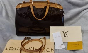 Louis Vuitton Brea MM Amarante Handtasche