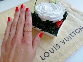 Louis Vuitton Złoty pierścionek złoto