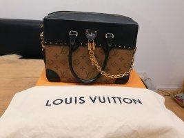 Louis Vuitton Handbag black-camel