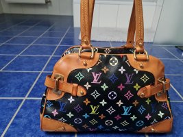 Louis Vuitton Claudia multicolour black