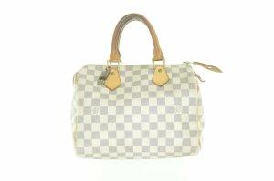 Louis Vuitton Borsetta beige Fibra tessile