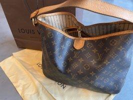 Louis Vuitton Shoulder Bag light brown-brown