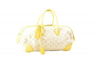 Louis Vuitton Denim Speedy Round Joanne