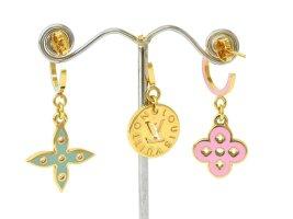 Louis Vuitton Dangle gold-colored