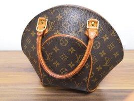 Louis Vuitton Handtas goud-bruin