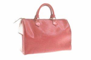 Louis Vuitton Bolso rojo Cuero