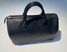 Louis Vuitton Draagtas zwart Leer