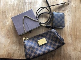 Louis Vuitton Eva Original + zippy coin Geldbörse