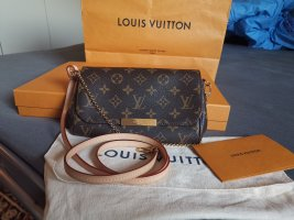 Louis Vuitton Sac à main brun