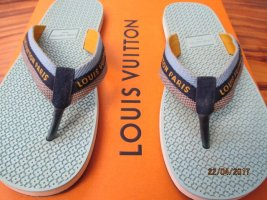 Louis Vuitton Flip Flops Gr. 40