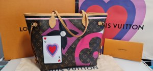 Louis Vuitton Game On Neverfull MM, Limited Edition