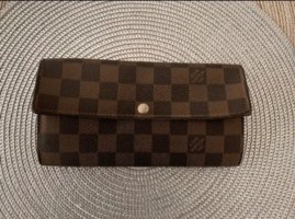 Louis Vuitton Geldbeutel Schachbrett Original