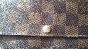 Louis Vuitton Portmonetka brązowy-jasnobrązowy Nylon