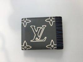 Louis Vuitton Portefeuille multicolore tissu mixte