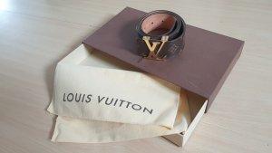 Louis Vuitton Cinturón de lona multicolor