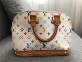 Louis Vuitton Handbag Alma Multicolor