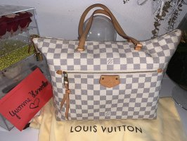 Louis Vuitton Iena MM Rose Ballerine Fullset