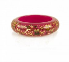 Louis Vuitton Bangle rose-gold-coloured