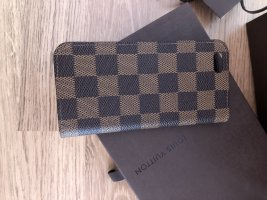 Louis Vuitton Mobile Phone Case brown-dark brown