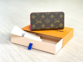 Louis Vuitton iPhone X & XS Etui aus Monogram Canvas