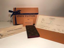 Louis Vuitton IPhones 7/8 Folio, Monogram Canvas, fuchsia, Rechnung