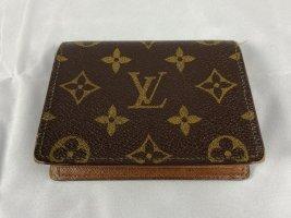 Louis Vuitton Portemonnee veelkleurig Leer