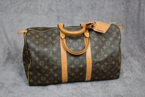 Louis Vuitton Weekender Bag multicolored