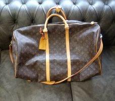 Louis Vuitton Bolso de viaje color bronce