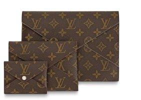 Louis Vuitton Clutch brown