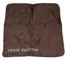 Louis Vuitton Kleiderhülle Kleidersack braun 63x65