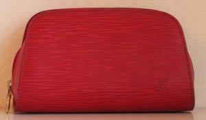 Louis Vuitton Kosmetiktasche Rot