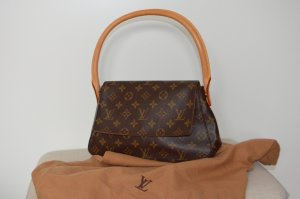 Louis Vuitton Looping Schultertasche aus Canvas
