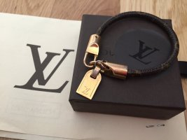Louis Vuitton Luck It Monogram Bracelet M6605F