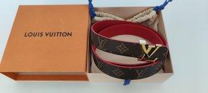 Louis Vuitton Cintura di pelle multicolore Pelle