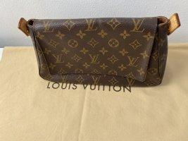 Louis Vuitton Sac réversible gris brun-marron clair